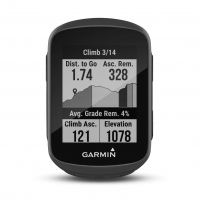 Edge 130 Plus Heart Rate Bundle - Edge 130 Plus ClimbPro