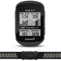 Edge 130 Plus Heart Rate Bundle -