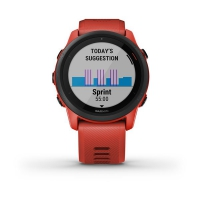 Forerunner 745 Magma Red - Front