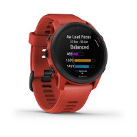 Forerunner 745 Magma Red - Side