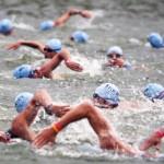 Swim start tips