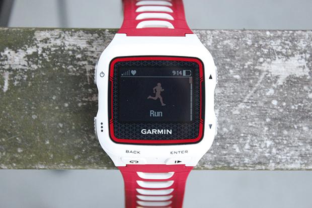 Garmin Forerunner 920XT Run mode