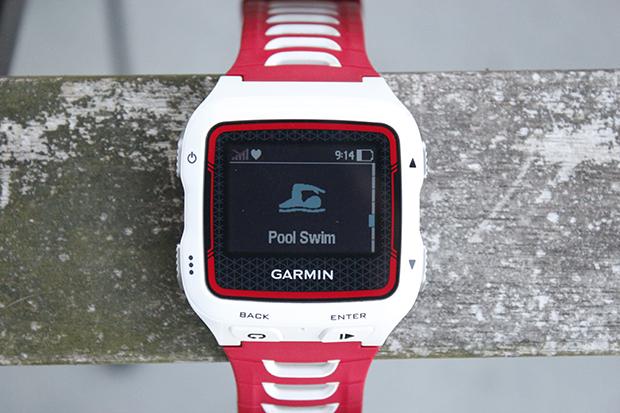 Garmin Forerunner 920XT Pool swim mode