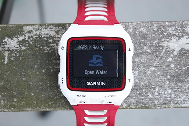 Garmin Forerunner 920XT Open water swim mode