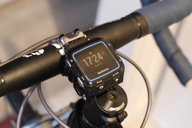 Voila! Your Garmin 920XT is on your bike!