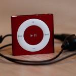 AudioFlood waterproof iPod Shuffle review