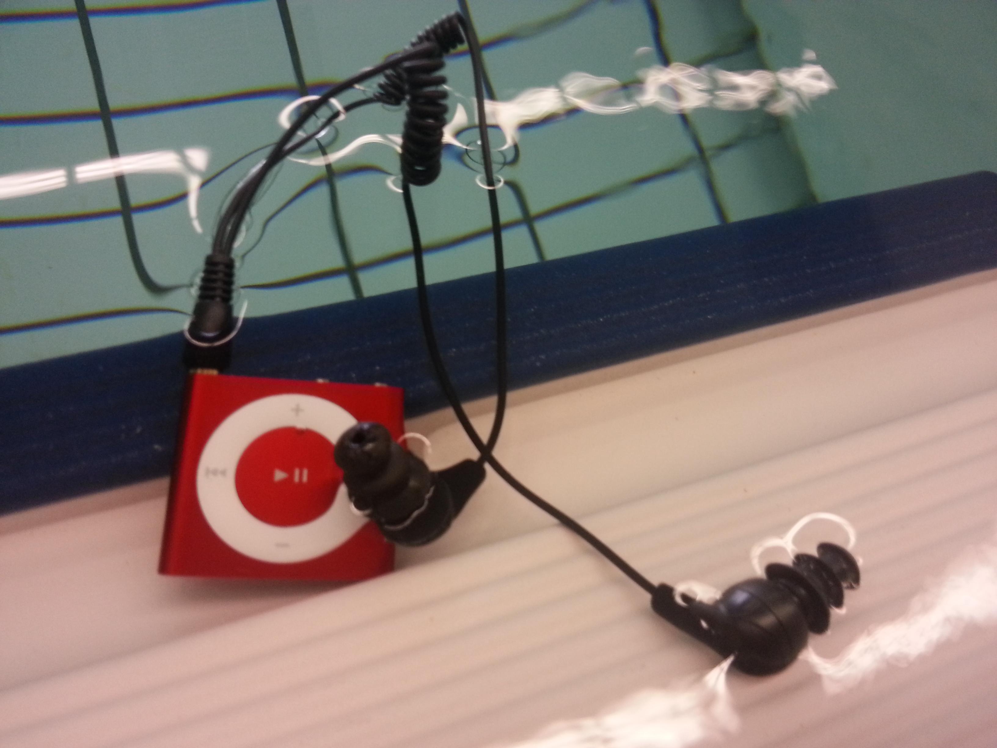 AudioFlood iPod Shuffle
