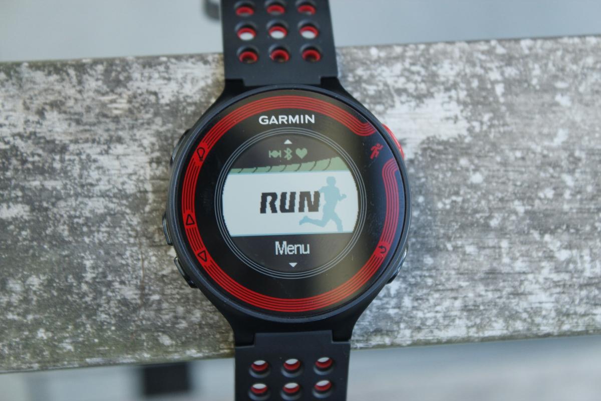 Garmin 220 Run