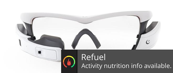 Recon Jet Refuel App