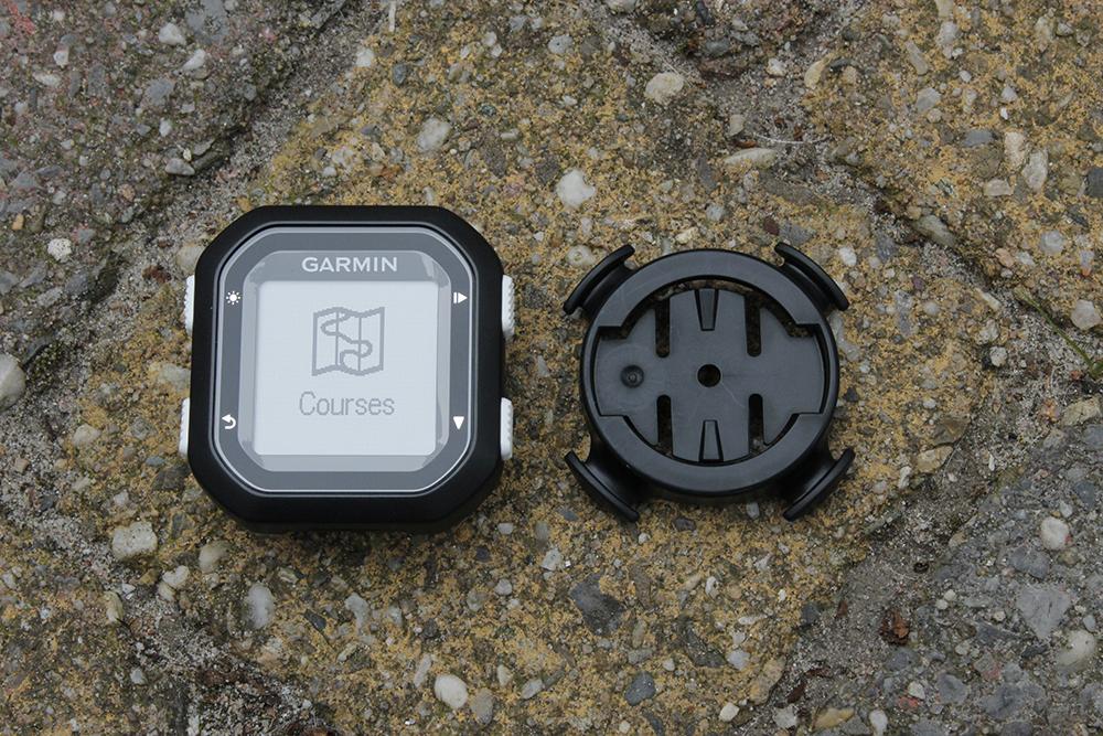 Garmin Edge 25 Size Reference