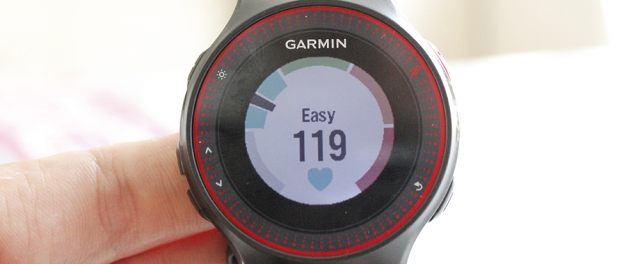 Garmin-Forerunner-HR-display