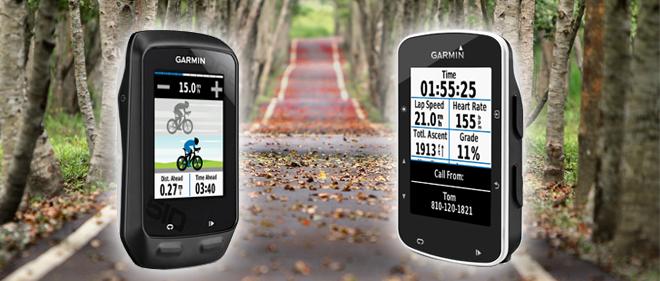 Garmin Edge 510 vs Edge 520
