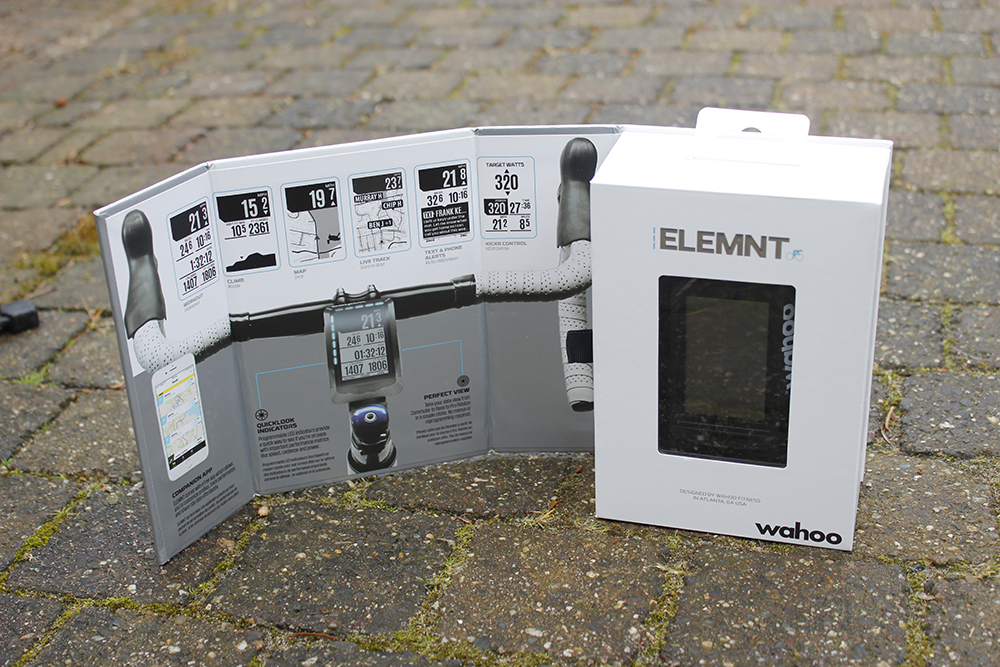 Wahoo Element Open box