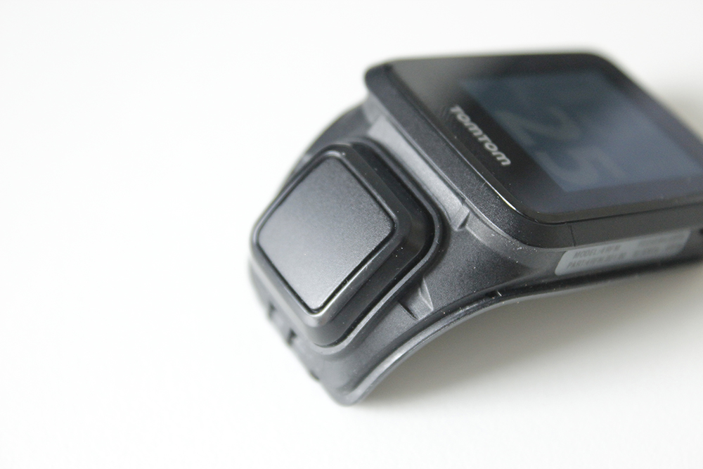 TomTom Spark Buttons