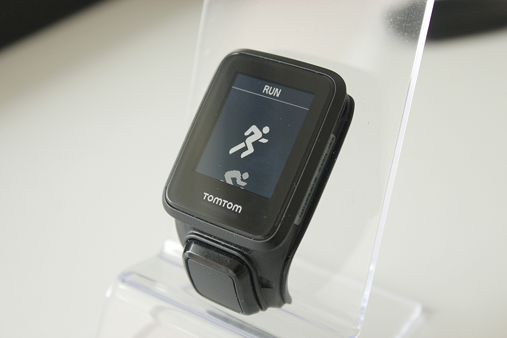TomTom Spark RUn Mode 2