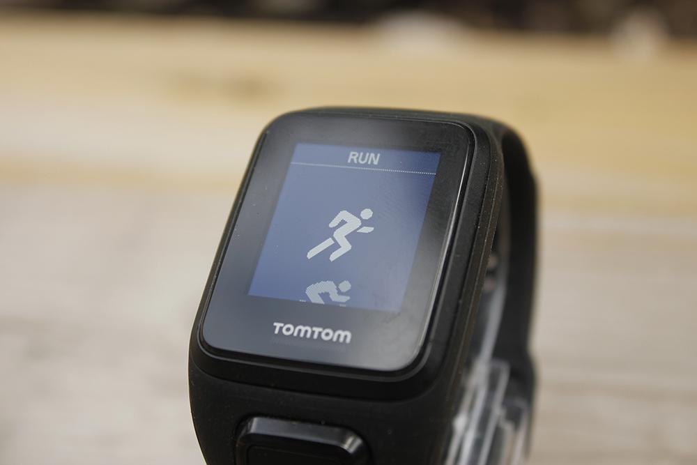 TomTom Spark Run Mode