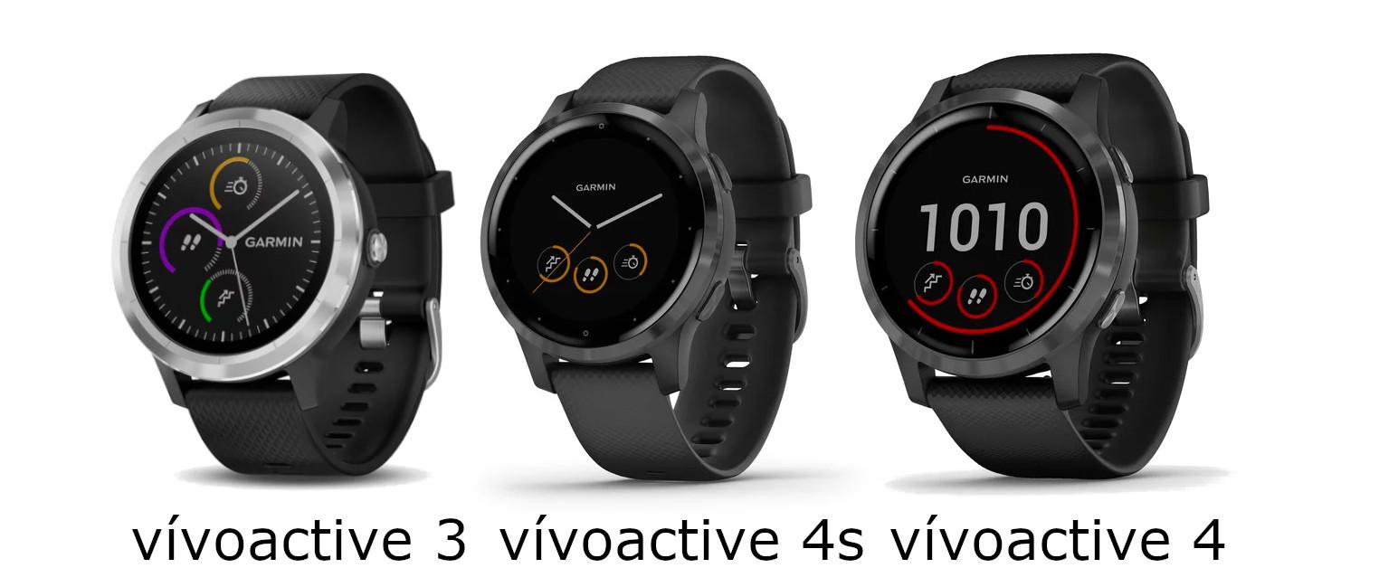 vivoactive-range