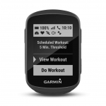 Garmin Edge 130 Plus workouts