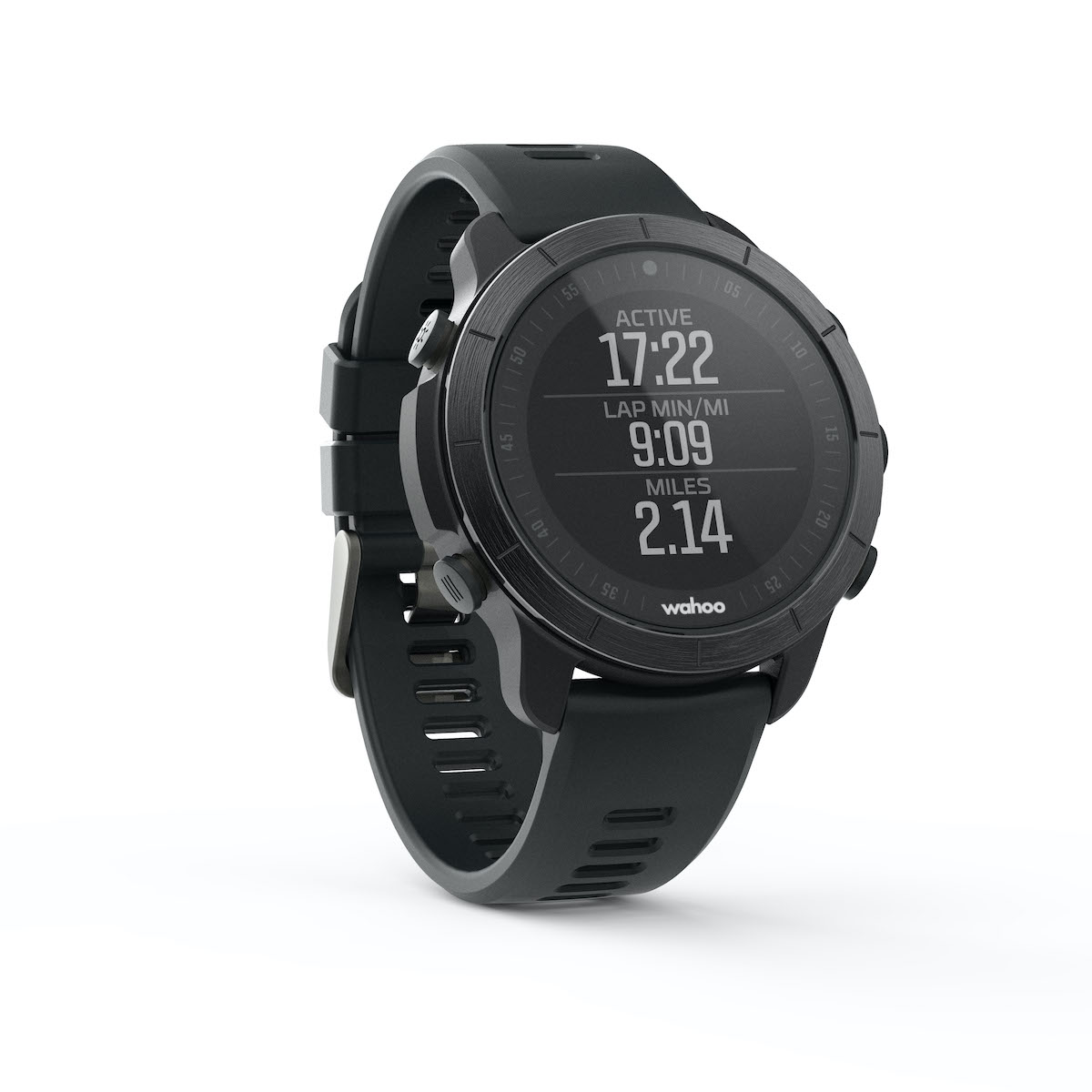 Wahoo_ELEMNT-RIVAL-Stealth-Grey_WF140BK_FrontRight