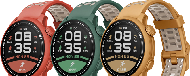 Coros Launches Pace 2 Speed Series
