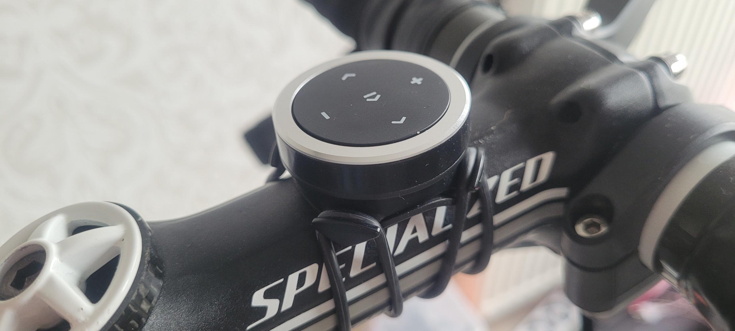 Zwift-Remote-Mounted